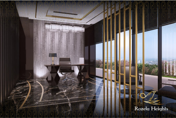 Rozela Heights Furnished Corporate Office