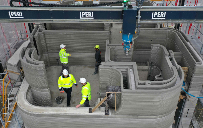 3D Printing & Future Of Construction